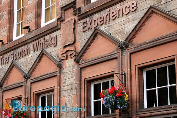 музей шотландского виски время работы