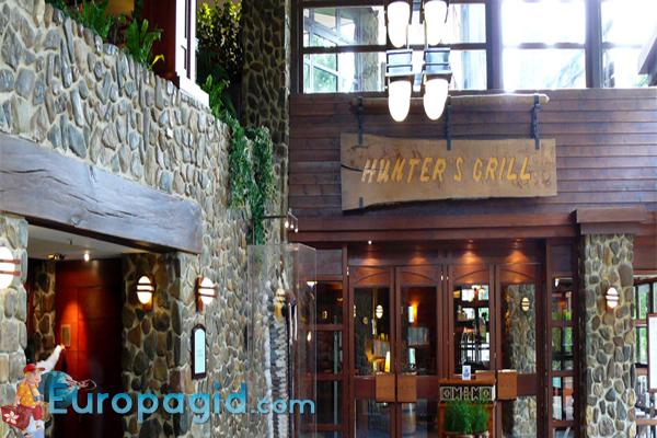 рестораны Диснейленда в Париже