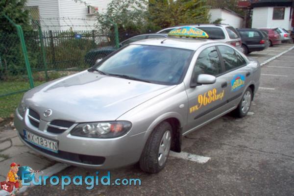 такси в Варшавы цена