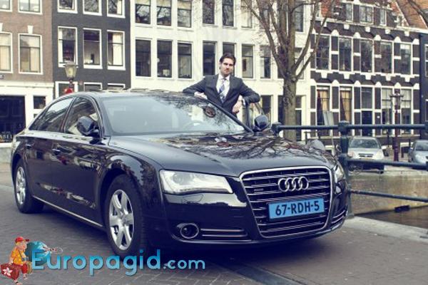 телефоны элитного такси в Амстердаме
