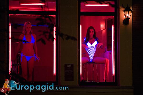 На улице красных фонарей порно