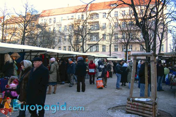 Flohmarkt Берлин