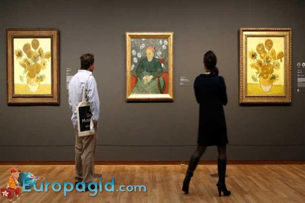Музей Ван Гога для всех