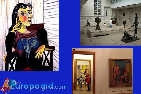 Музей Пикассо для вас