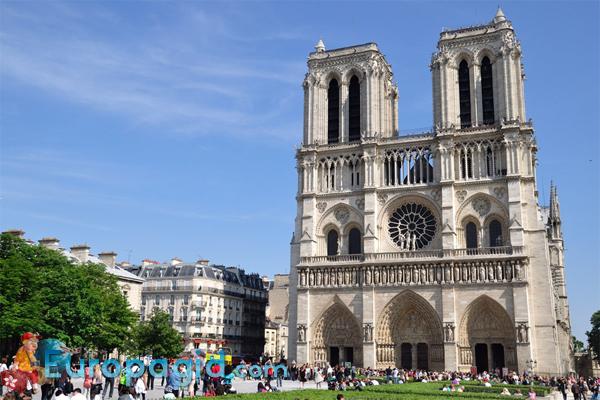 Собор Парижской Богоматери время работы