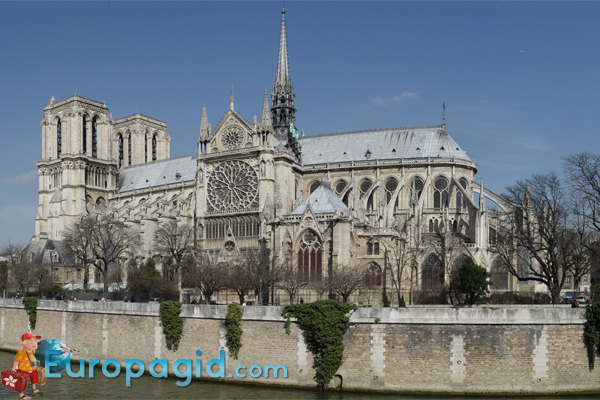 Собор Парижской Богоматери как добраться