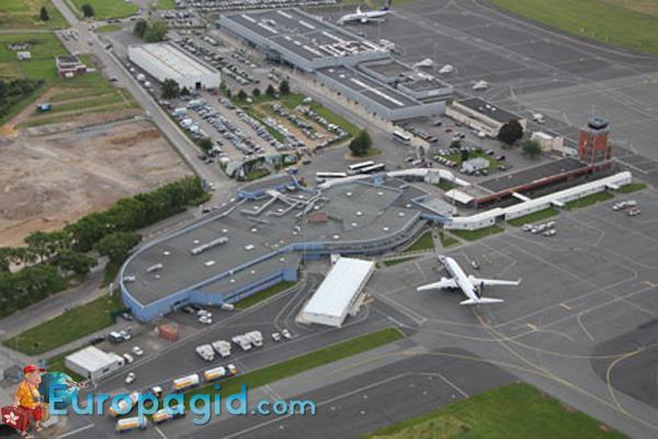 аэропорт Бове Париж