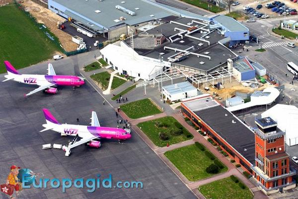 аэропорт Бове