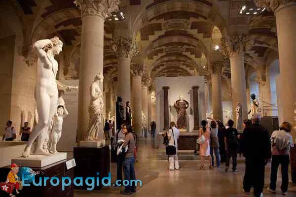 как добраться в музей Лувр