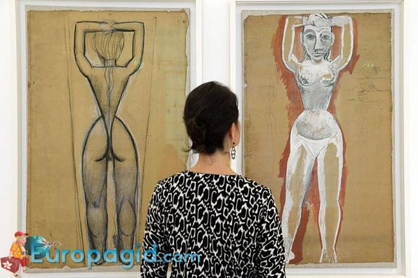 как добраться в музей Пикассо