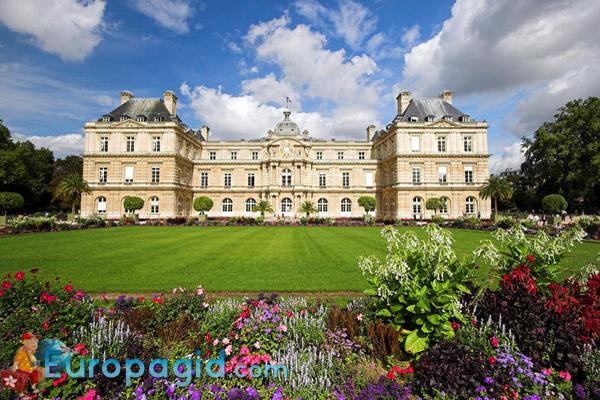 люксембургский сад в Париже как добраться