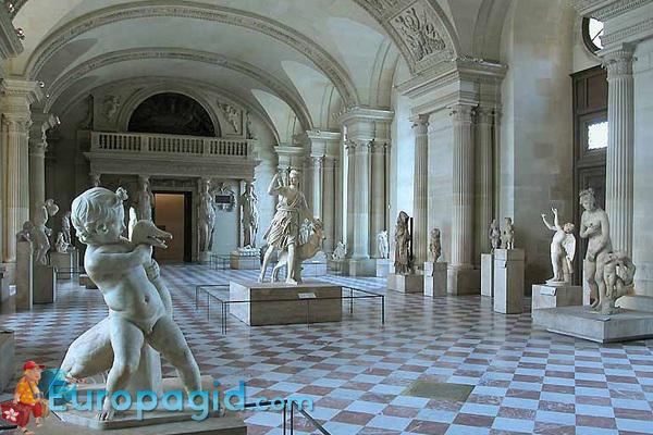 музей Лувр стоимость билетов