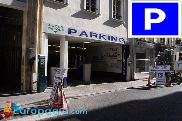правила парковки в Париже для всех