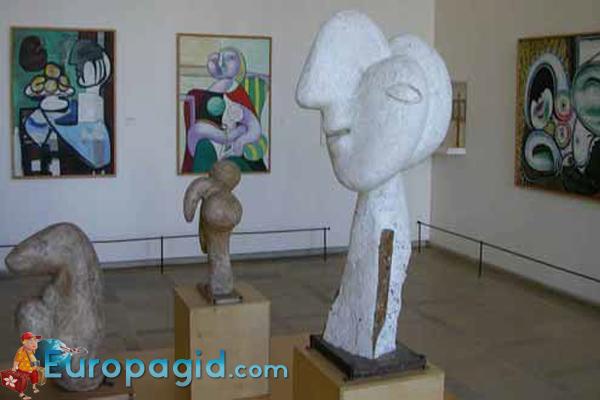 цена билетов в музей Пикассо