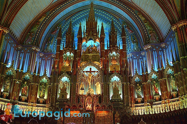 Собор Парижской Богоматери (Нотр-Дам де Пари) :: Фото ...
