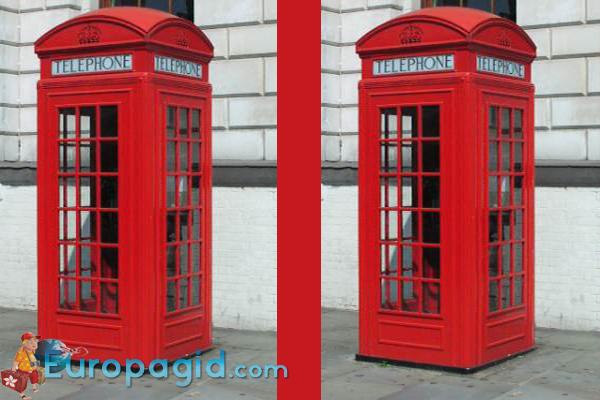 Мобильная связь в Лондоне
