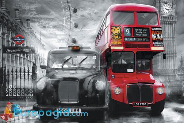 Такси в Лондоне для всех