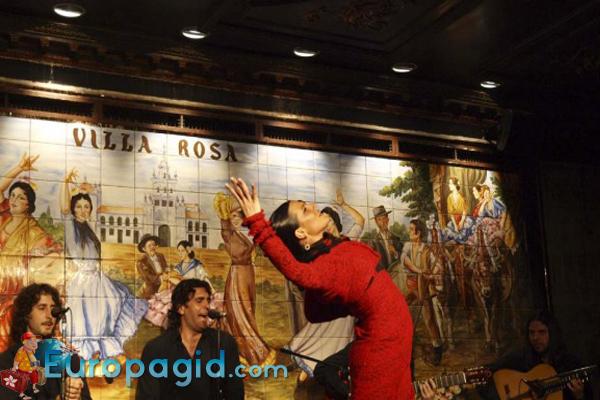 Фламенко в Мадриде для всех