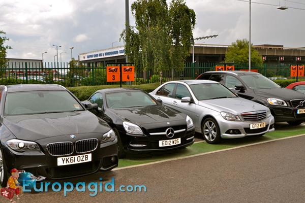 аренда автомобиля в Лондоне для всех
