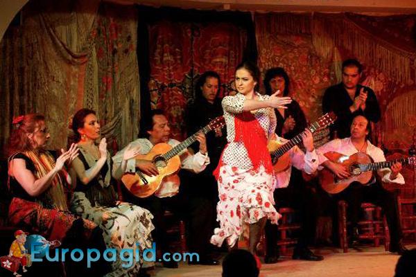 где посмотреть лучшее фламенко в Мадриде