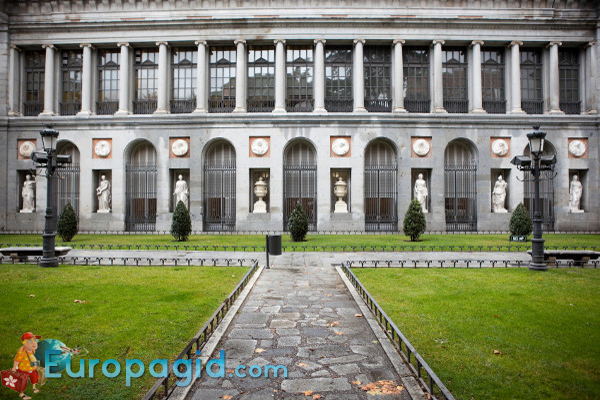 музей Прадо в Мадриде цена билетов