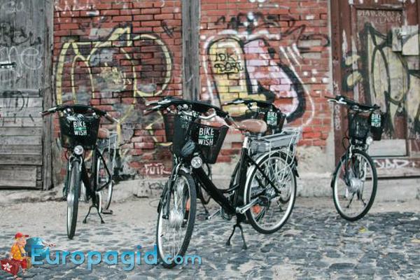 Аренда велосипедов в Лиссабоне