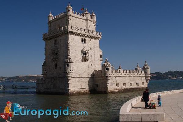 Башня Белен (Torre de Belém)