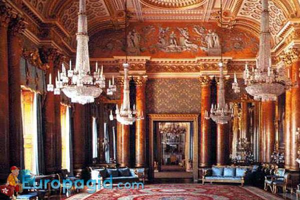 Букингемский дворец для вас