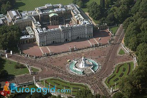 Букингемский дворец для всех