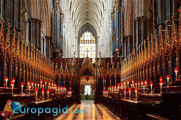 Вестминстерское аббатство в Лондоне для вас