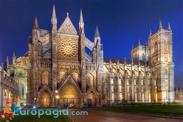 Вестминстерское аббатство в Лондоне для всех