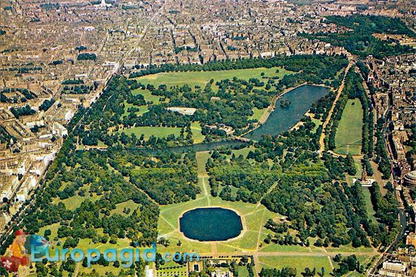 гайд парк в лондоне фото