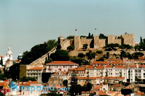 Замок Святого Георгия в Лиссабоне для всех