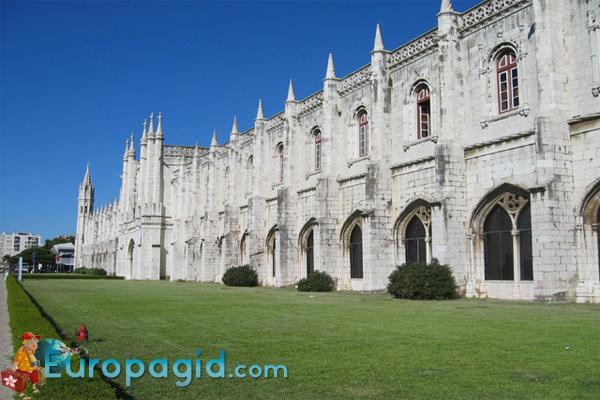 Кафедральный собор Лиссабона для вас