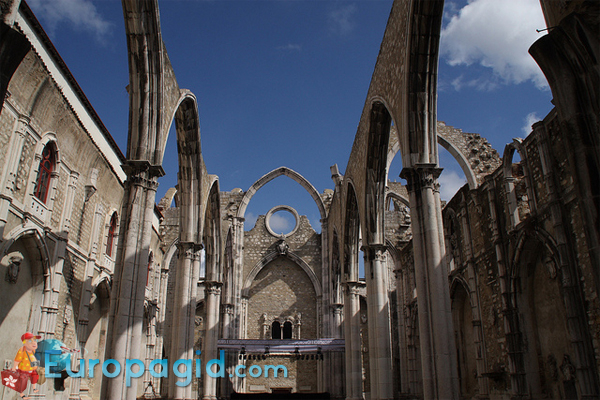 Кафедральный собор Лиссабона для всех