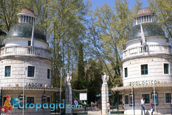 Лиссабонский зоопарк