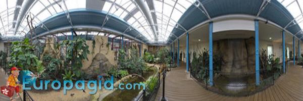 Лондонский зоопарк панорама для вас