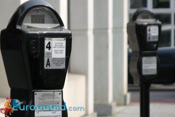 Парковки в Лондоне