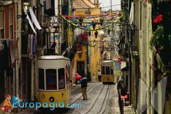 Район Байша в Лиссабоне для всех