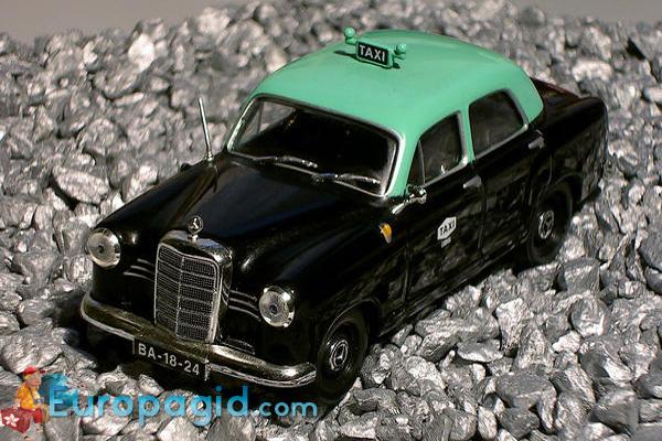 Такси в Лиссабоне для вас