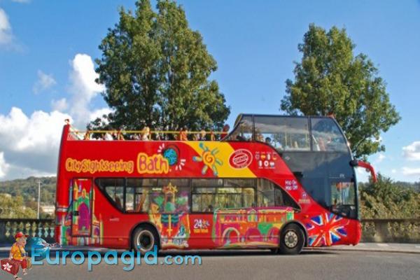 Туристические  автобусы в Лиссабоне