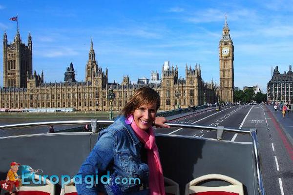 Туристический автобус в Лондоне для всех