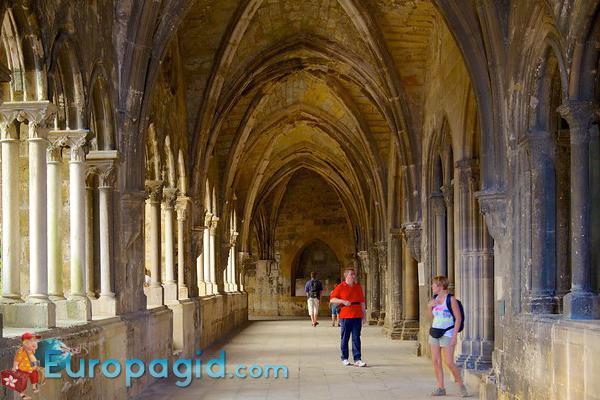 время работы кафедрального собора Лиссабона