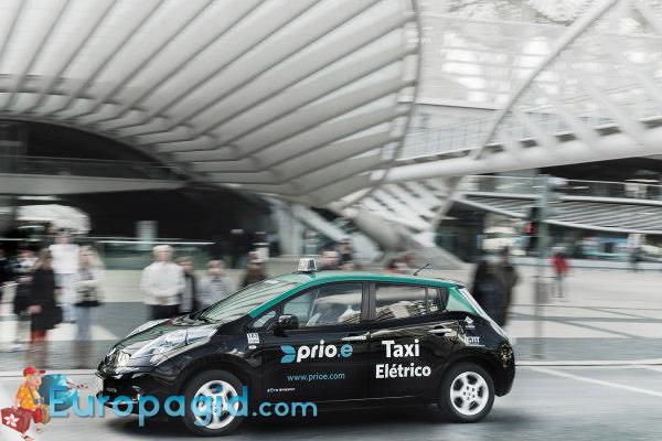 как вызвать такси в Лиссабоне