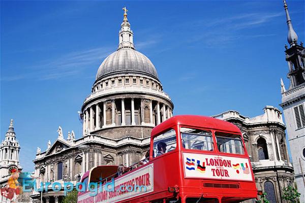 маршруты туристических автобусов в Лондоне для вас