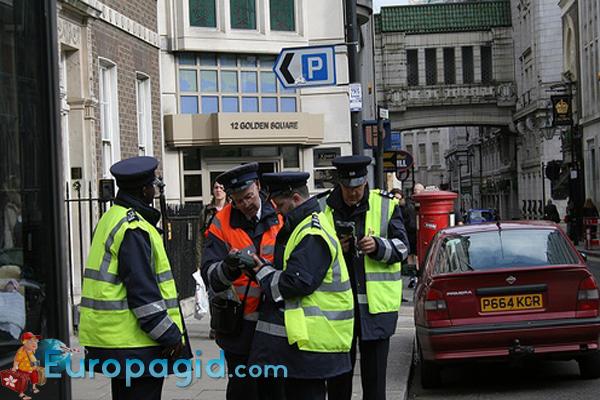 стоимость парковки в Лондоне для вас