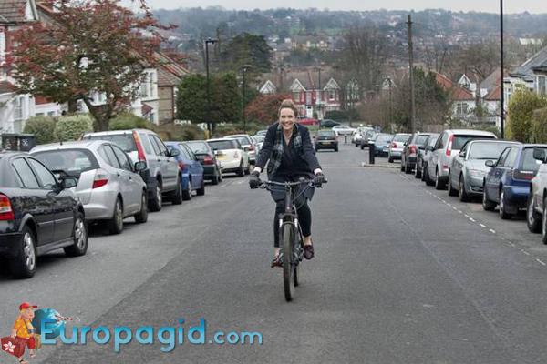 стоимость проката велосипедов в Лондоне