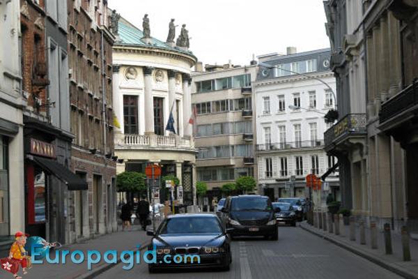 Аренда автомобиля в Брюсселе