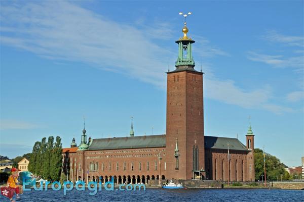 Стокгольмская ратуша для всех
