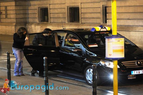 Такси Брюсселя для всех